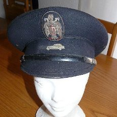 Militaria: GORRA CONDUCTOR AÑOS 40. Lote 39246517