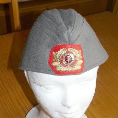 Militaria: GORRA PLATANO R. D. A.. Lote 39401768