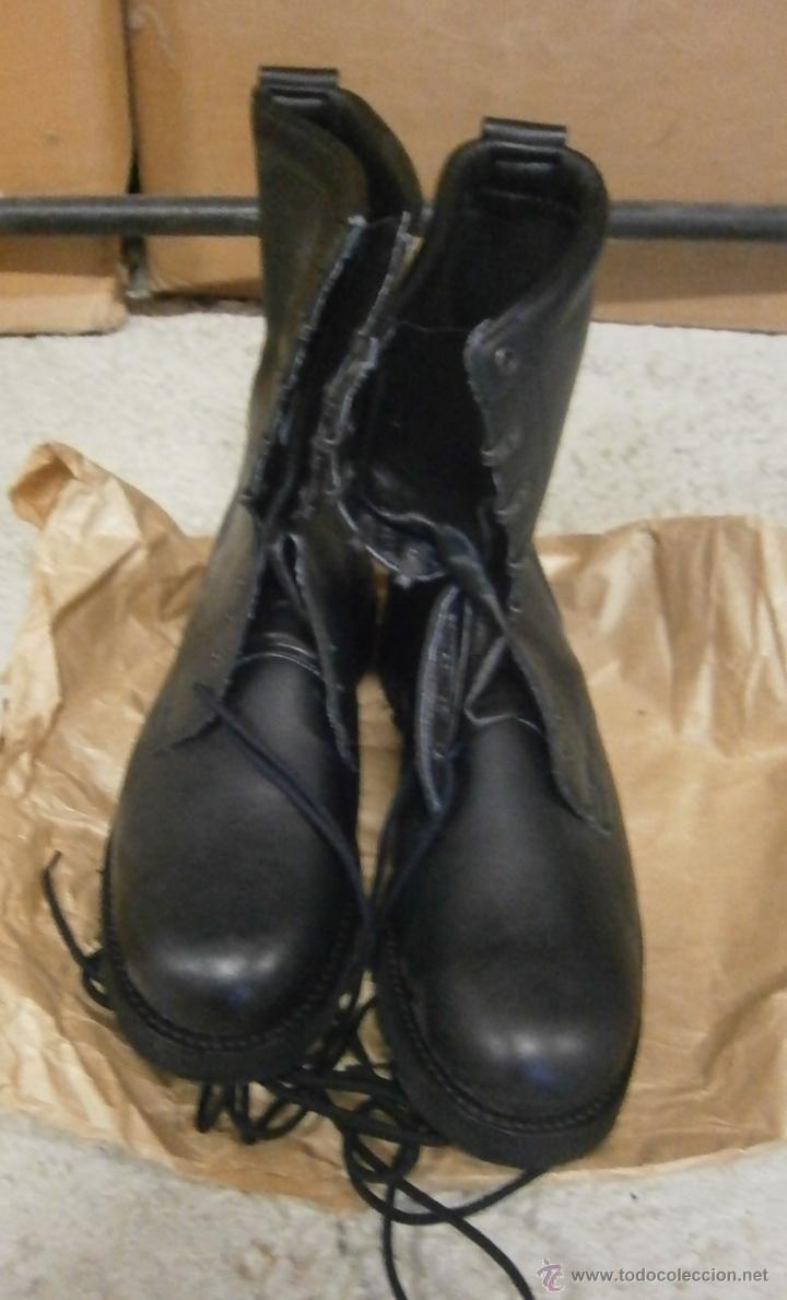 PAREJA DE BOTAS ITURRI, TALLA 50 (Militar - Botas y Calzado)