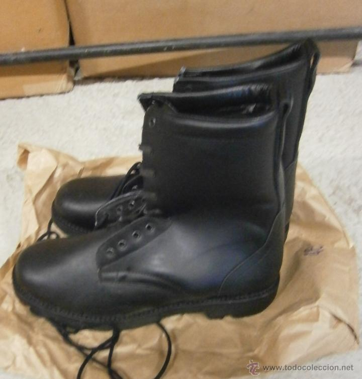 Militaria: Pareja de botas Iturri, talla 50 - Foto 2 - 195097815