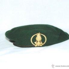 Militaria: ITALIA: BOINA DE LAS FUERZAS ESPECIALES DE LA GUARDIA DE FINANZAS.. Lote 39444781