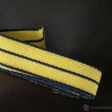 Militaria: UN METRO DE GALON PARA BRIGADA ARMADA ESPAÑOLA. Lote 39674158