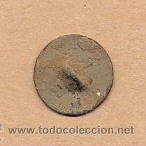 Militaria: MON 884 BOTÓN ESCUDO ESPAÑA REVERSO L SOBRE 15 MM - Foto 3 - 39829184