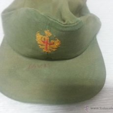 Militaria: GORRA MILITAR DE FAENA ESTILO CHESTER - AÑOS 80. Lote 39855086