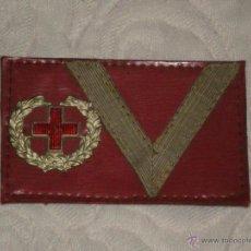Militaria: DISTINTIVO DE CABO DE LA CRUZ ROJA. Lote 39941904