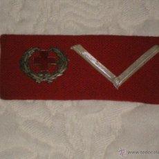 Militaria: PORTA DIVISAS DE CABO DE LA CRUZ ROJA . Lote 40055548