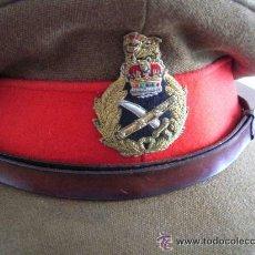 Militaria: GORRA DE GENERAL BRITÁNICO.. Lote 40155258