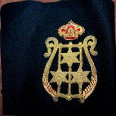 Militaria: BORDADO EN HILO DE ORO DE MUSICO MAYOR INFANTERIA DE LINEA EPOCA DE ALFONSO XIII. Lote 44063862