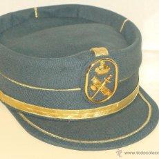 Militaria: GORRA TERESIANA DE LA GUARDIA CIVIL. TALLA 57. MANUFACTURAS INDUYCO. Lote 40521398