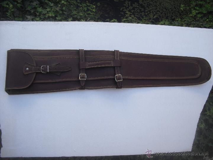 Funda para rifle o escopeta marca el caballo comprar en todocoleccion 40784532 - Funda escopeta ...