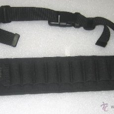 Militaria: CINTURON PORTA MUNICION. Lote 41003635