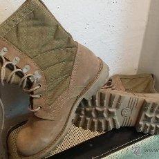 Militaria: BOTAS ARIDAS DESIERTO EJERCITO INGLES NO ITURRI 42. Lote 41326870