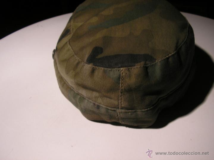 Militaria: GORRA MILITAR DEL EJERCITO ESPAÑOL,MANUFACTURAS VALLE S A ,TALLA M - Foto 14 - 41738297