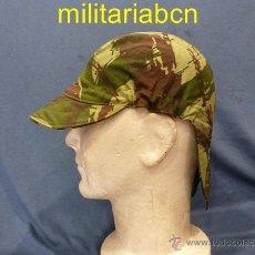 Militaria: PORTUGAL. GORRA DE CAMPAÑA DEL EJÉRCITO. EPOCA COLONIAL.. Lote 41874037