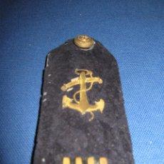 Militaria: HOMBRERA MILITAR DE LA MARINA 13.5X5 CM . Lote 42044274