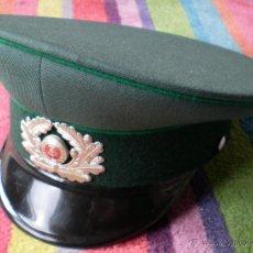 Militaria: GORRA PLATO MILITAR ALEMANIA DEL ESTE -NO USADA- AÑOS 80. Lote 42680029