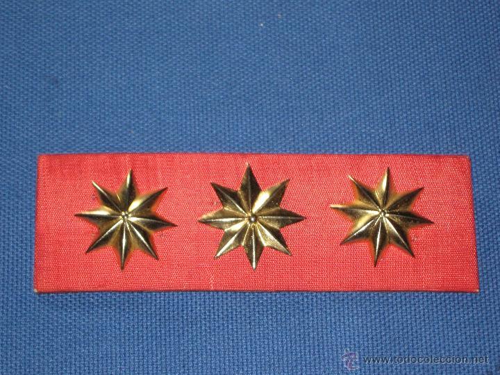 Galleta Militar De Coronel 3 Estrellas De Och Vendido En Venta