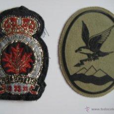 Militaria: EMBLEMAS DE BRAZO. Lote 42818188