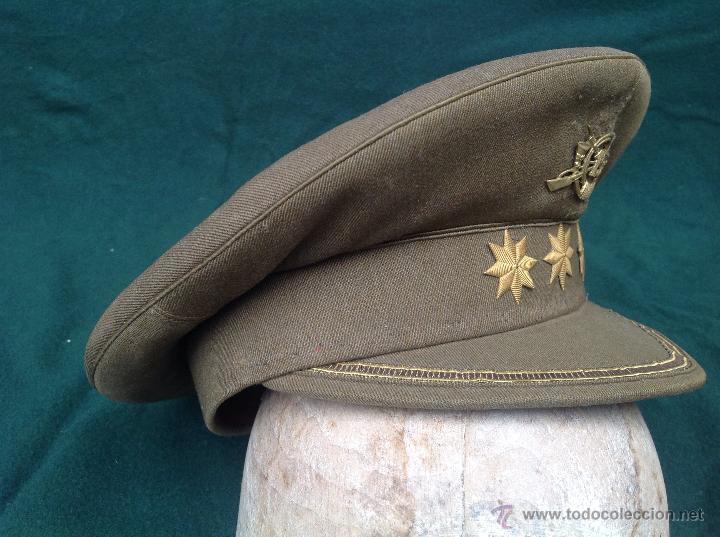 Militaria: Gorra de época monarquía coronel de Infantería - Foto 2 - 42877037