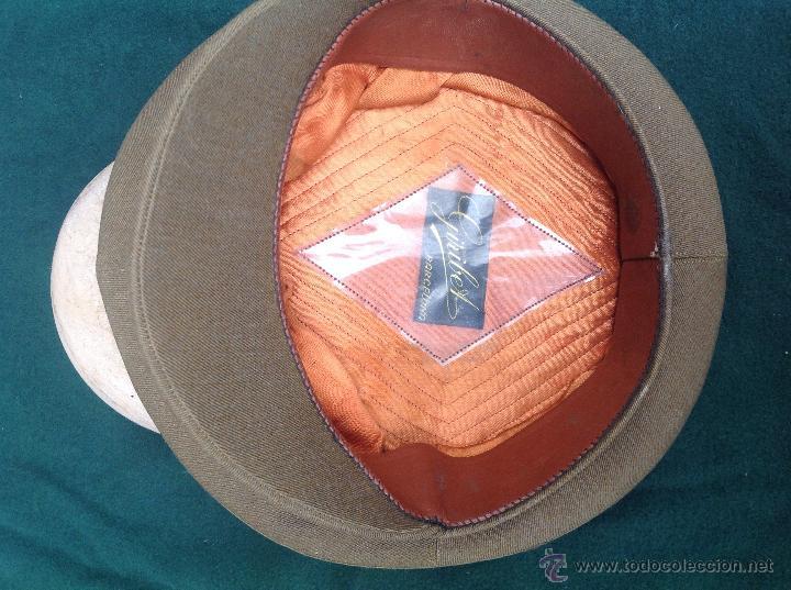 Militaria: Gorra de época monarquía coronel de Infantería - Foto 4 - 42877037
