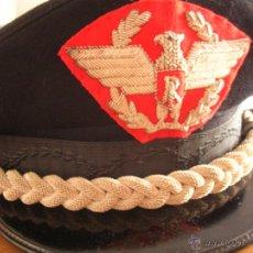 Militaria: GORRA DE GENERAL DE CARABINIERI. ITALIA,. Lote 61582383