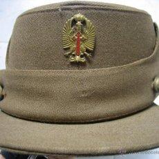 Militaria: GORRA EJERCITO ESPAÑOL. INFANTERIA. TALLA 57. Lote 42955087