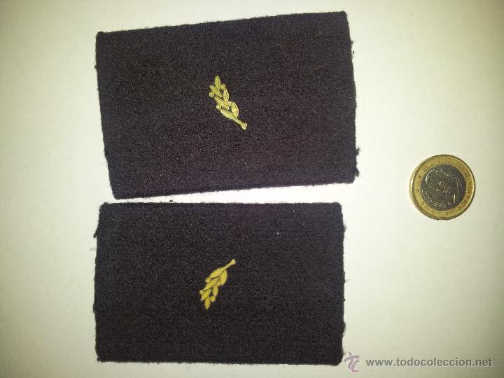 GALONES POLICIA NACIONAL ESPAÑA PARA UNIFORME POLICIA GALON COLOR (Militar - Otros relacionados con uniformes )