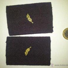 Militaria: GALONES POLICIA NACIONAL ESPAÑA PARA UNIFORME POLICIA GALON COLOR. Lote 42994211
