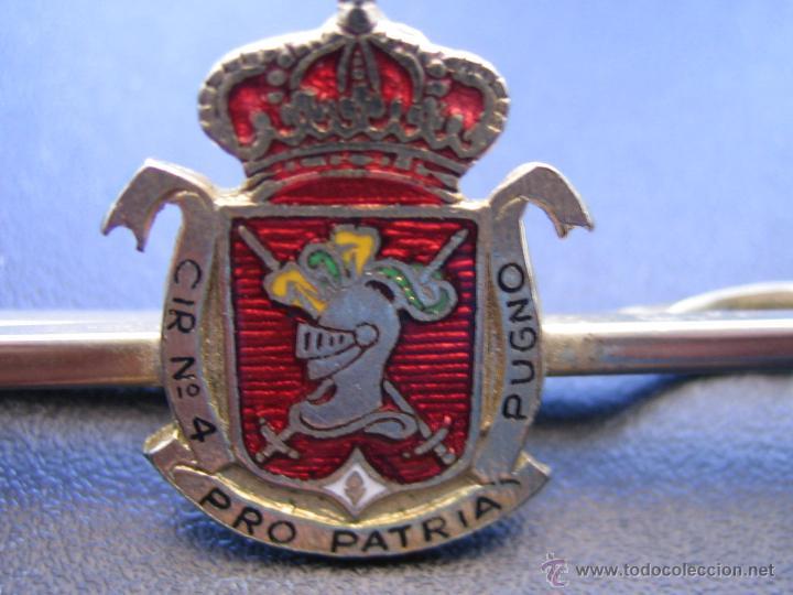 PASADOR DE CORBATA DE LA GUARDIA CIVIL (Militar - Otros relacionados con uniformes )