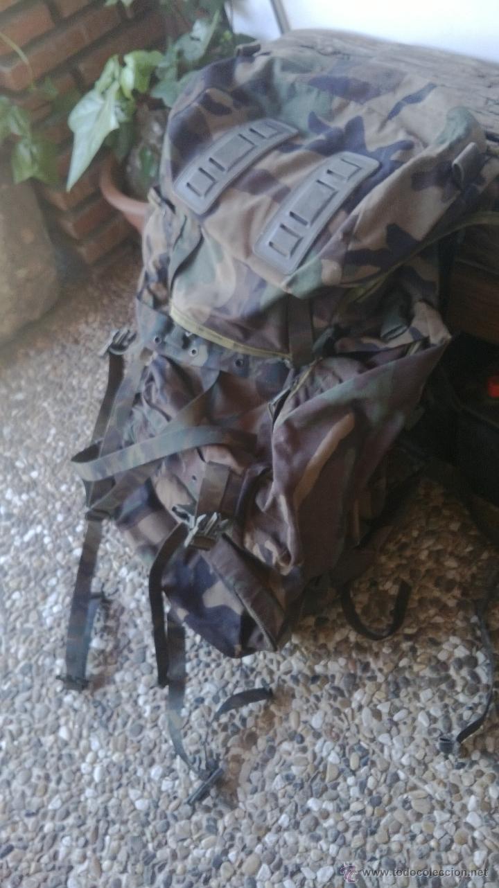 Militaria: maleta militar - Foto 2 - 43293851