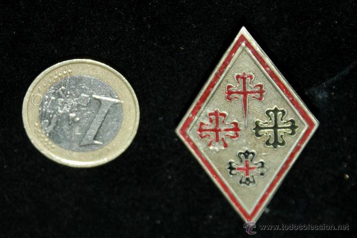 ROMBO DE PECHO PARA LA GUARDIA REAL DE ALFONSO XIII,ORDENES DE CABALLERIA,CATEGORIA DE SUBOFICIAL (Militar - Otros relacionados con uniformes )