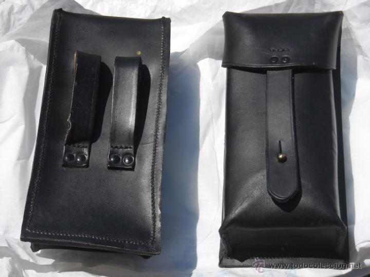 Pareja 2 Porta Cargadores De Gala Del Fusil H Comprar En