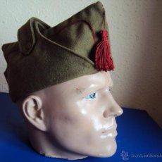 Militaria: (JX-1608)GORRILLO TIPO ISABELINO. Lote 44724946