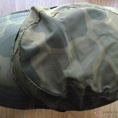 Militaria: GORRA CAZAPATOS BRIPAC. GORRA FAENA CAMUFLAJE PARACAIDISTA AÑOS 70.. Lote 45003365