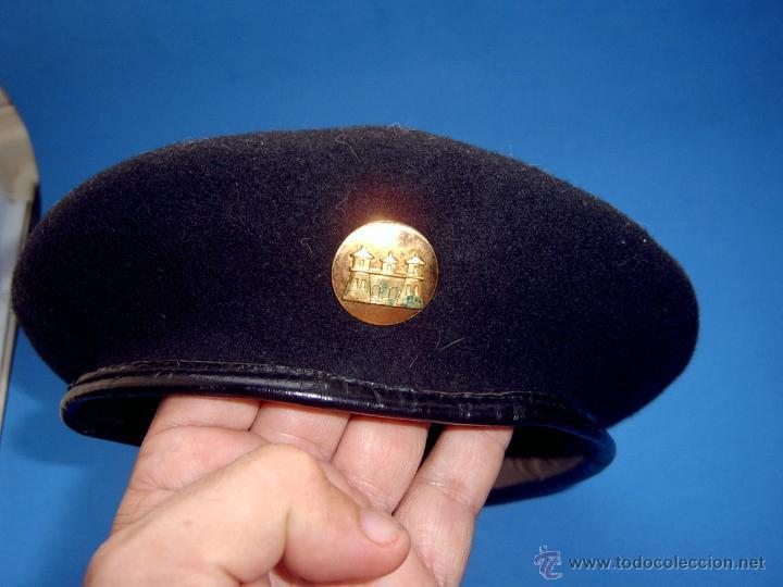 BOINA. DESCONOZCO PAÍS. DESCONOZCO UNIDAD. (Militar - Boinas y Gorras )