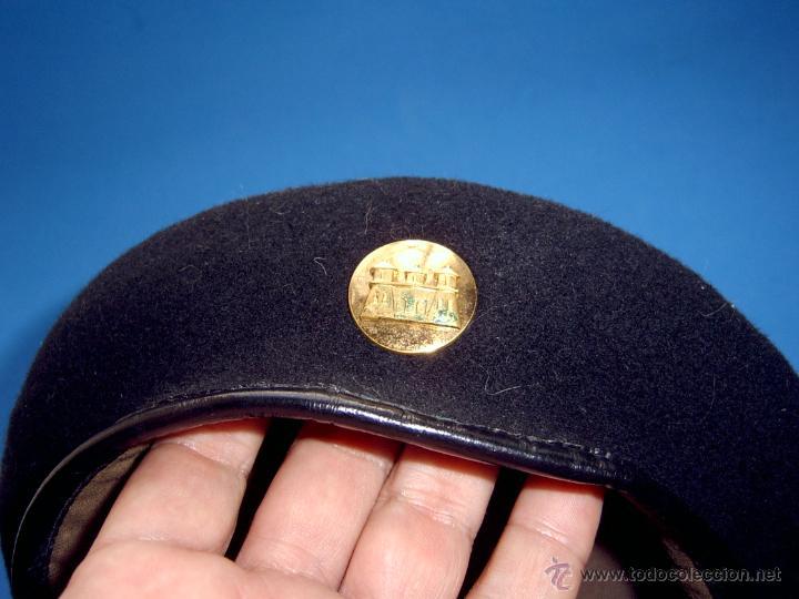 Militaria: Boina. Desconozco País. Desconozco unidad. - Foto 3 - 45111822
