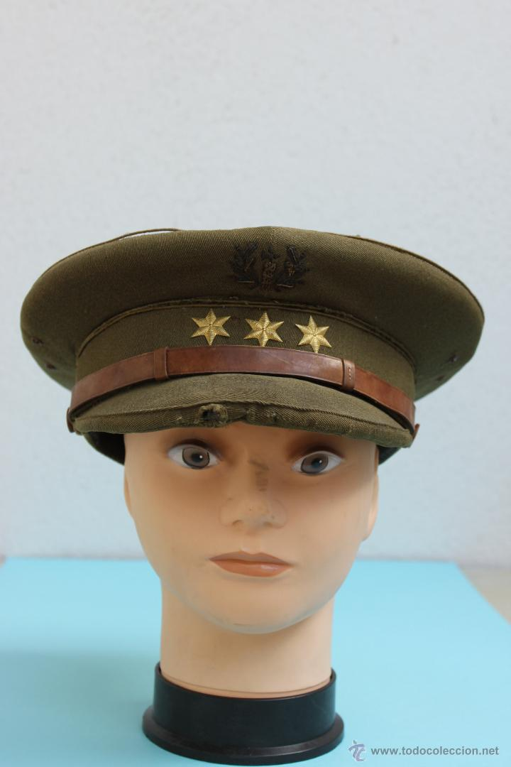 GORRA CAPITAN CUERPO JURIDICO GUERRA CIVIL (Militar - Boinas y Gorras )