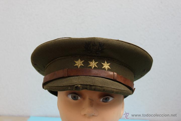 Militaria: GORRA CAPITAN CUERPO JURIDICO GUERRA CIVIL - Foto 2 - 45261896