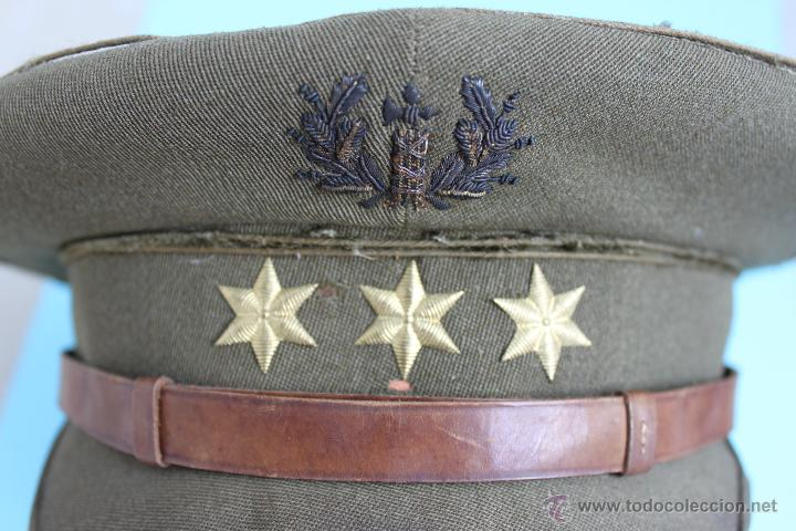 Militaria: GORRA CAPITAN CUERPO JURIDICO GUERRA CIVIL - Foto 3 - 45261896