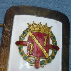Militaria: HEBILLA DE UNIFORME DE GRAN GALA GUARDIA DE FRANCO. Lote 45319645