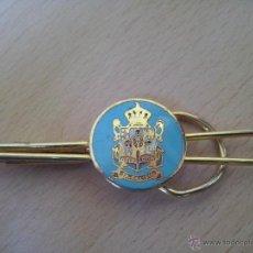 Militaria: PISACORBATA GALICIA, PASADOR CORBATA ESMALTADO. Lote 45421277