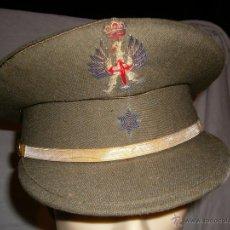 Militaria - GORRA ALFEREZ EJERCITO TIERRA - 45853758
