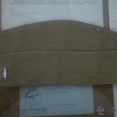 Militaria: GORRA GARRISON IIGM. Lote 45878525