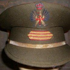 Militaria: GORRA DE SARGENTO EJERCITO DE TIERRA. Lote 45980556