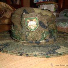 Militaria: CHAMBERGO PARACAIDISTA, USADO, TALLA M, MIMETIZADO. Lote 46082679