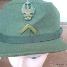 Militaria: ANTIGUA GORRA MILITAR EJERCITO DE TIERRA.CABO. Lote 46244641