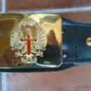 Militaria: CINTURÓN MILITAR - EJÉRCITO DE TIERRA -. Lote 103467366