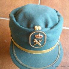 Militaria: GORRA, TERESIANA DE GUARDIA CIVIL TALLA 54. Lote 46387607