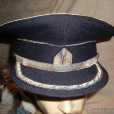 Militaria: GORRA DE SARGENTO DE POLICÍA LOCAL. Lote 46832908