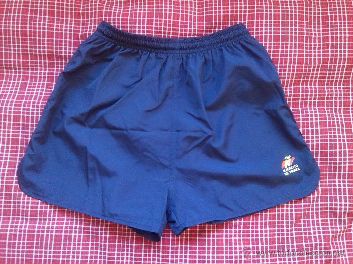lo último d3636 77982 Pantalón corto calzona militar deporte ejército - Vendido en ...